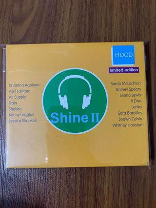 Music CDs SHINE 2 HDCD LIMITED EDITION