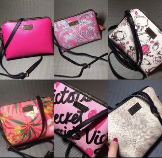 [PO] Victoria's Secret VS sling/ travel bag $35