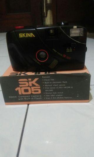 Kamera jadul SKINA ISO SK 105