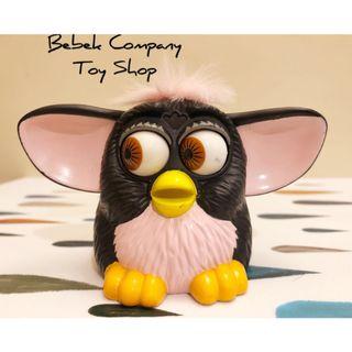 美國 1998年 McDonald's 麥當勞 老玩具 Furby 菲比 菲比小精靈 絕版玩具 古董 二手玩具