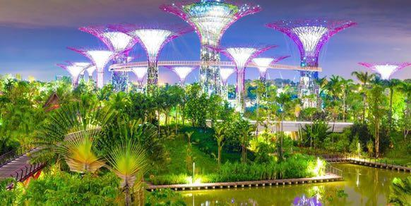 Garden By The Bay Physical Tickets
