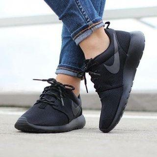 Nike Rose Run All Black (Premium Quality)
