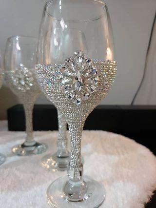 Glass Crystal Gift Perhiasan decor