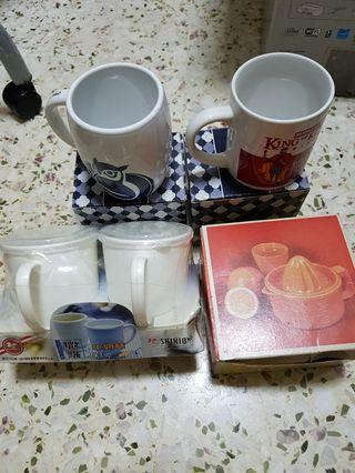 Clearance cup,fruit juicer with strainer All  $8