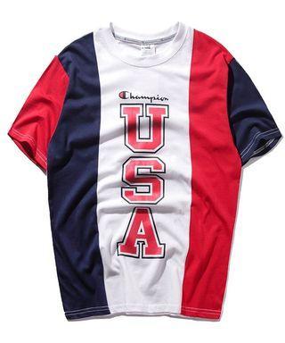 Champion USA Tshirt