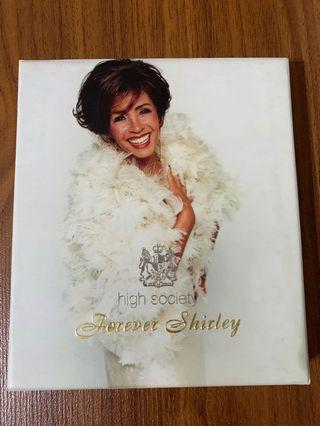 Music CDs HIGH SOCIETY FOREVER SHIRLEY 2 Cds album