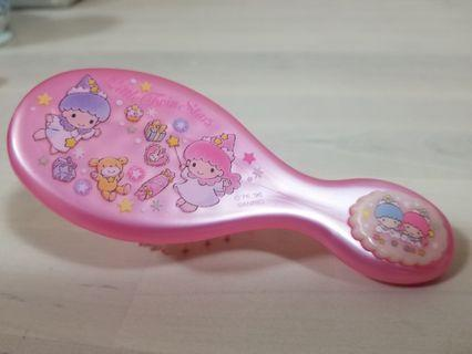 Little Twin Stars hair brush