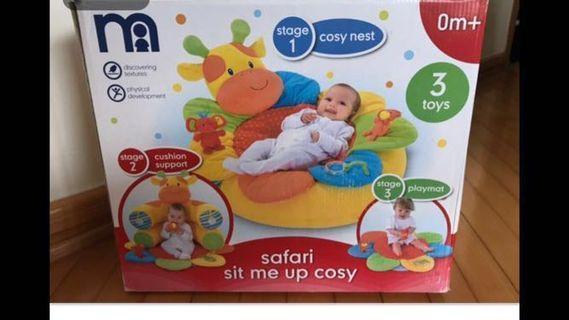 Baby Playmat Seat cushion