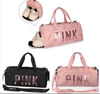 [PO] Victoria's Secret VS duffel/ travel/ gym/ sports/ exercise/ fitness bag $38