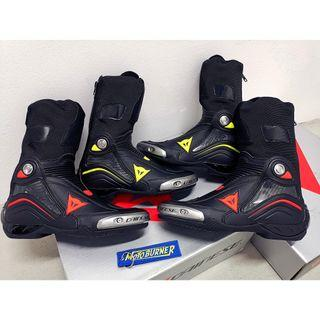 Dainese Axial D1 track boots