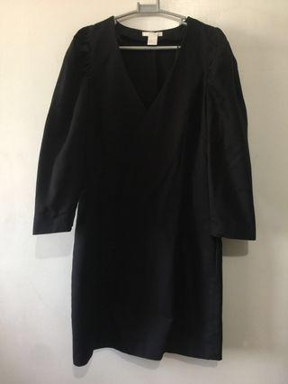 REPRICED: H&M Black Formal Dress