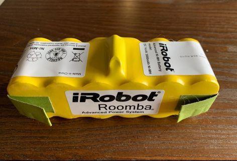 IRobot  Roomba 掃地機器人電池
