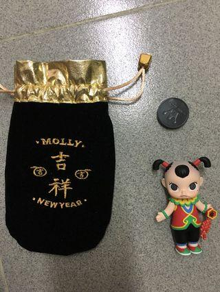 Molly New Year 2019 吉祥
