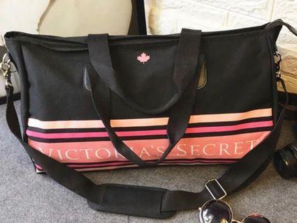 [PO] Victoria's Secret VS duffel/ travel/ gym/ sports/ exercise/ fitness bag $33