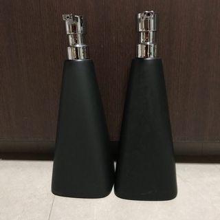 Super Tall Soap, Shampoo, Body Lotion Toiletries Refill Bottle