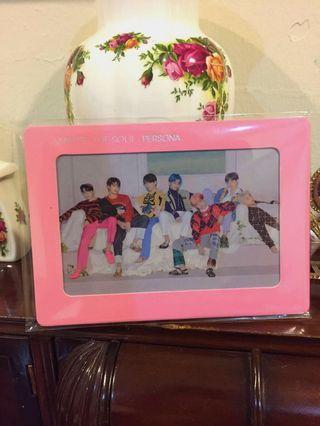 [WTS] BTS PERSONA PREORDER GIFT FRAME (LIMITED)