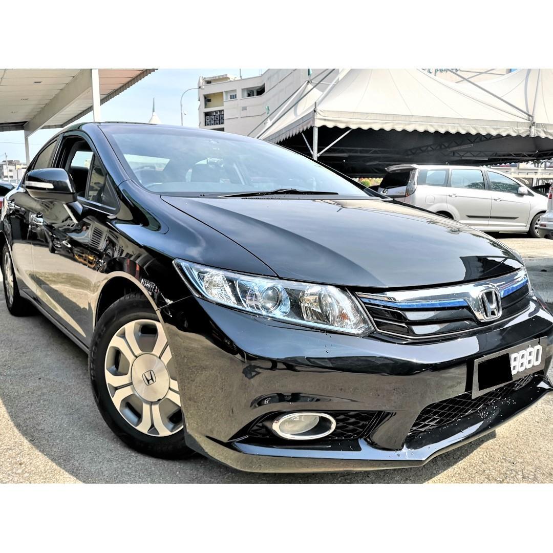 2014 Honda Civic 1.5 i-VTEC Hybrid TIPTOP LOW MILEAGE