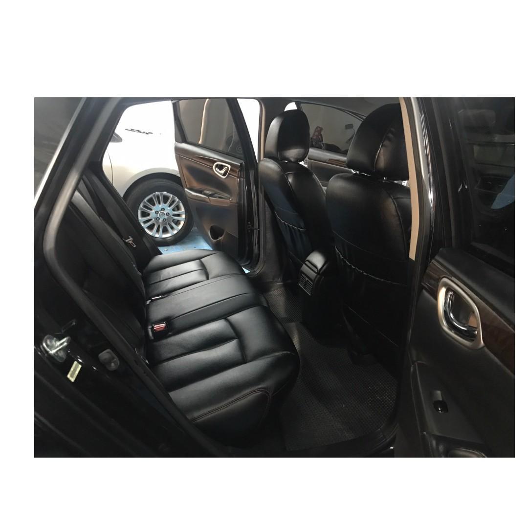 2014 NISSAN SENTRA頂級版 1.8L 27.8萬~~ 非自售 一手 女用車