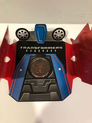 🚚 Transformers MP-26 Road Rage coin