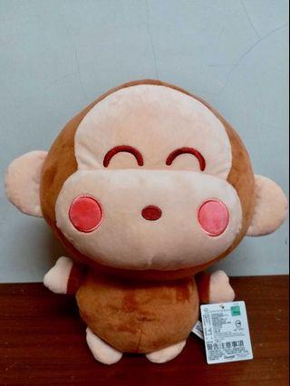 🚚 三麗鷗淘氣猴娃娃