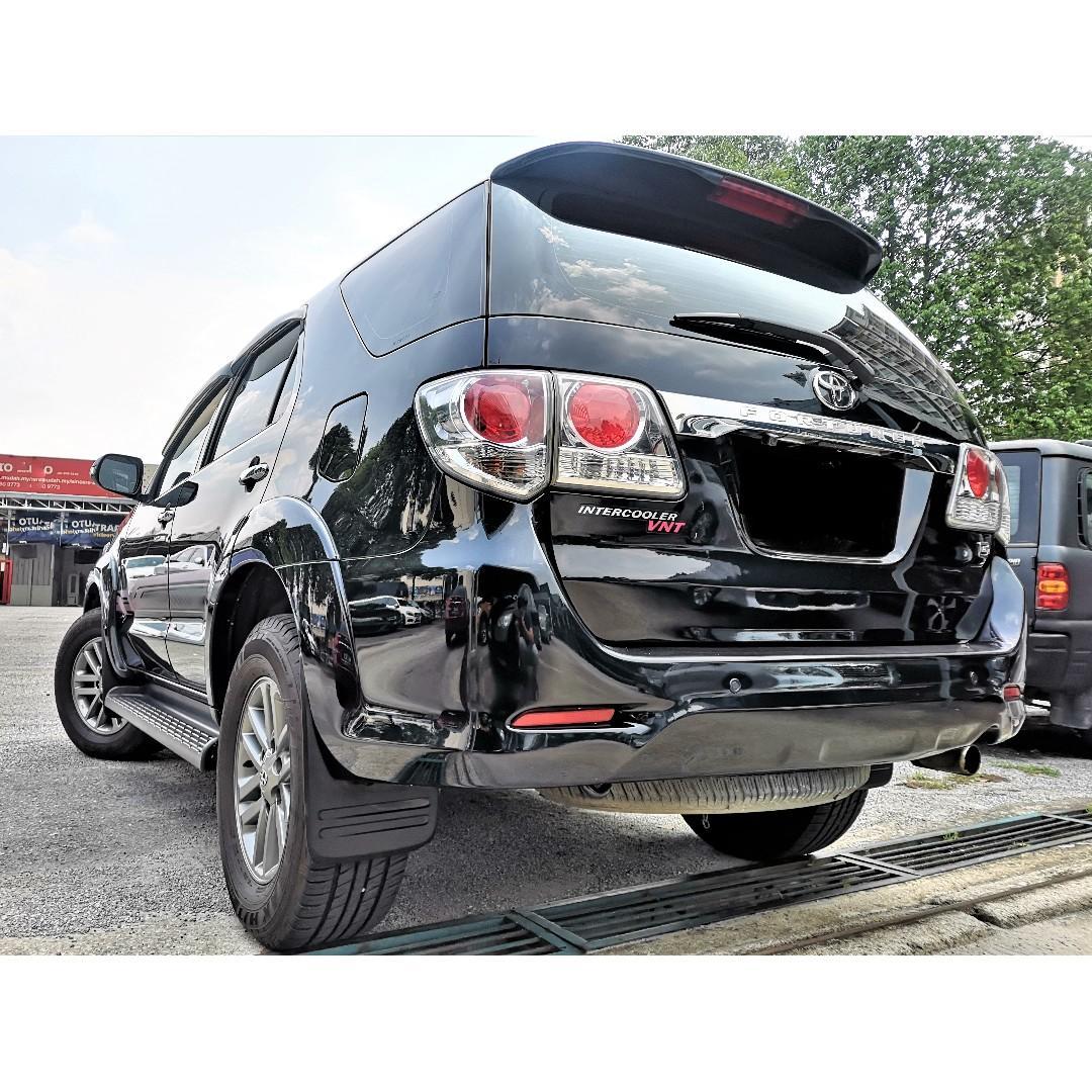 2015 Toyota Fortuner 2.5 G TRD Sportivo [1OWNER][LIKE NEW][PROMO][TRD] 15