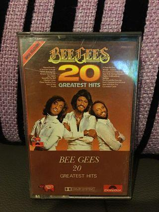 20 Greatest Hits~Bee Gees