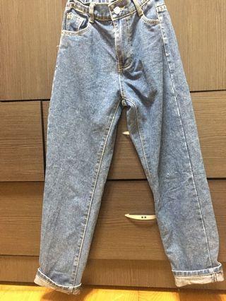 🚚 韓系牛仔褲