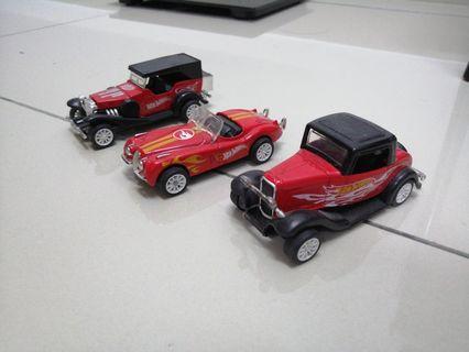 Hotwheels X KitKat Classic Cars