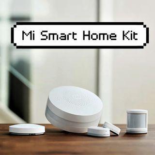 🚚 Mi Smart Home Kit 4 in 1 (Upgraded Version)