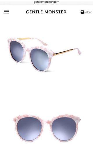 71a5e05c898 Gentle Monster Lovesome Sunglasses