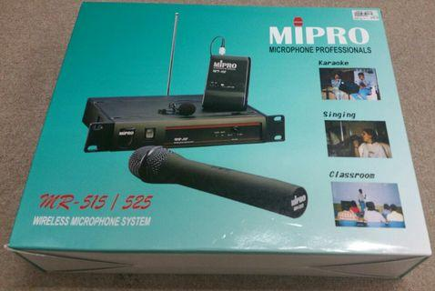 MIPRO Wireless Microphone System
