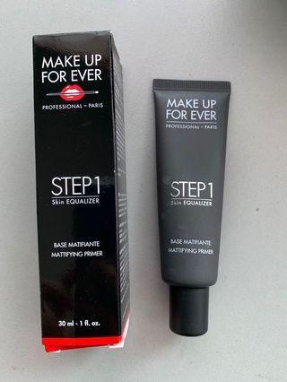 Makeup Forever Mattifying Primer