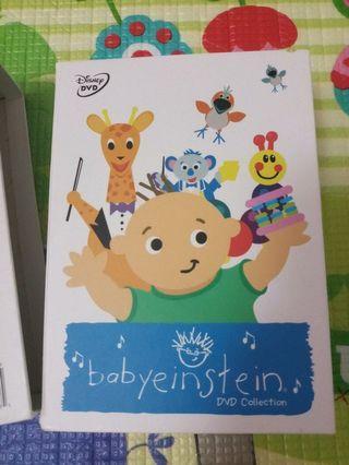 Baby Einstein Walt Disney DVD