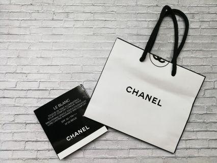 Chanel cushion sample