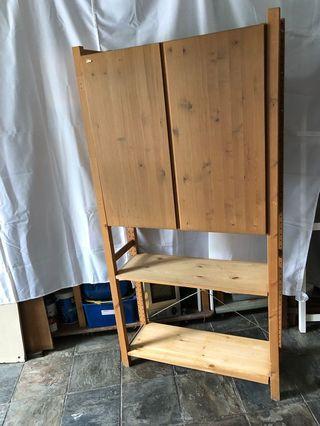 IKEA ivar cabinet shelf