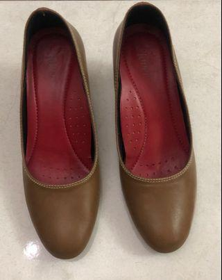 Coffee Color Shoes
