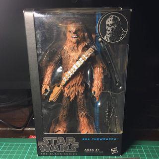 [最低價] 孩之寶 正版 6吋 星際大戰 丘巴卡 公仔 可動人偶
