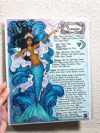 🚚 Yemaya mermaid
