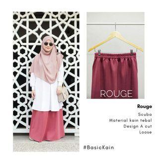 Blouse dan Skirt