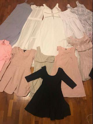 Any 3 piece dress for 10 Last Call Moving Out Sale