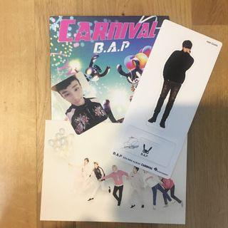 BAP 5th mini album Carnival