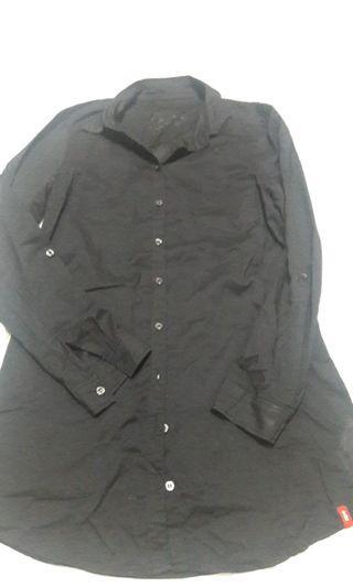 🖤Preloved EDC Black Dress