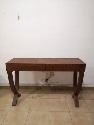 Wooden TV Console/Corridor Entrance Table