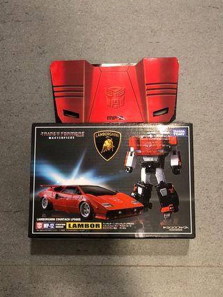 🚚 Transformers MP-12 Lambor