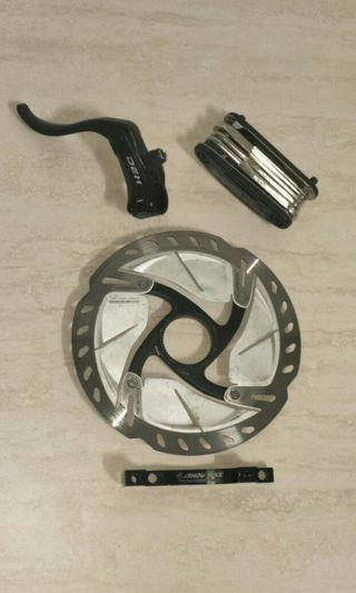 Bike parts for sale (for Mtb, Roadie, Dj or E-scooter