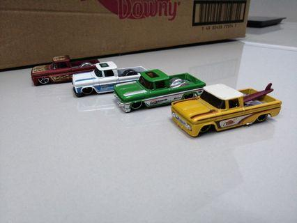 Hotwheels Custom Chevy LOT