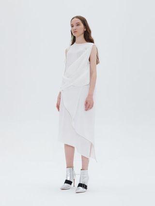BNWT ShopAtVelvet Synthesis Dress in White