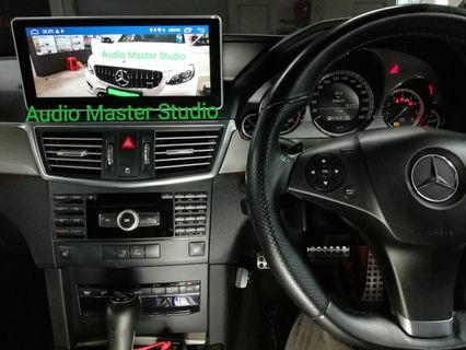 Mercedes w212 10.2 Android