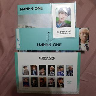 [WTS] Wanna One Power of Destiny Photocard