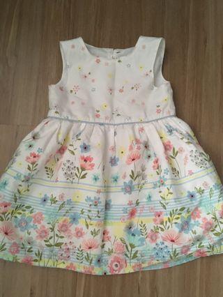 Primark Formal floral dress